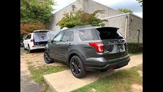 8600 оставили за 2019 Ford Explorer. Авто из США. Битые авто под восстановление из США.