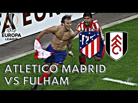Atlético Madrid vs Fulham 2-1 All Goals & Highlights ( UEFA Europa League 2010 Final )