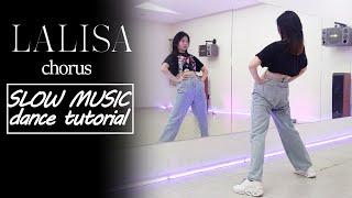 Lisa Lalisa Dance Tutorial Mirrored Slow