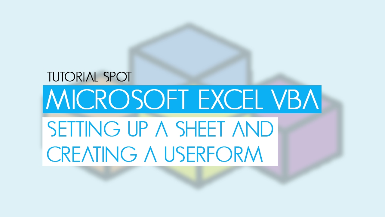 how to show vba in excel