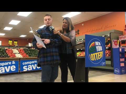 $5 Million Lottery Winner