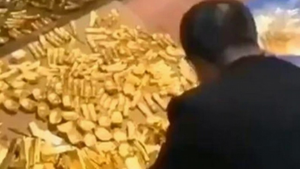 Stunning Clip Shows Billions In Gold, Cash Hidden In Chinese Mayor's Secret Basement