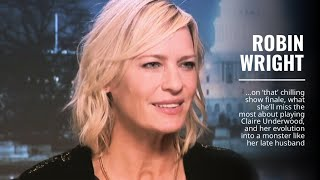 Rajeev Masand interview with Robin Wright