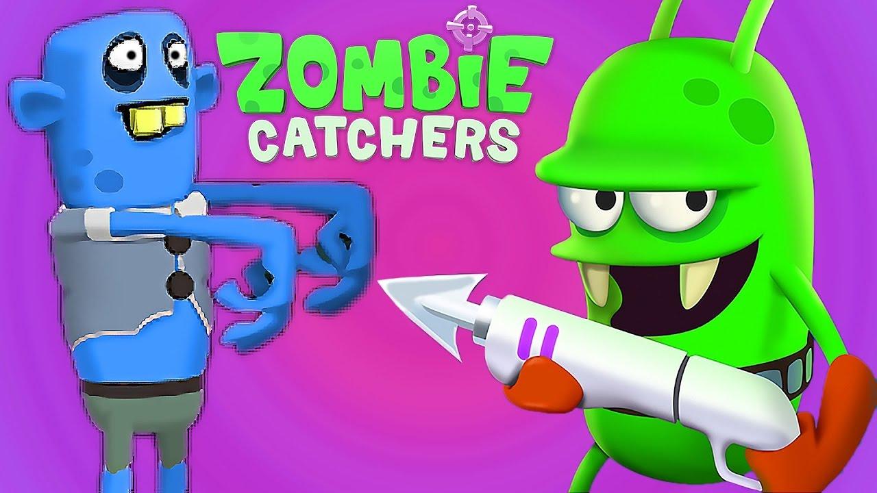 Zombie Catchers #1  Охотники или Ловцы Зомби