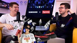 KREWKAST #045: Samsung arbeitet mit Supreme-Fake, Youtuber-Burnouts & lustige Angewohnheiten!