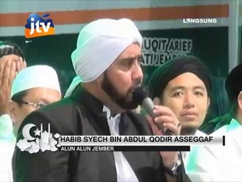 Ya Lal Wathon Habib Syech Live Alun Alun Jember
