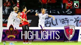 ツエーゲン金沢vs京都サンガF.C. J2リーグ 第19節