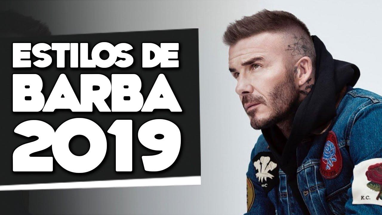 ESTILOS de BARBA 2019  Tendências de Barbas - Dicas. machomoda 1ed4bb8ba3