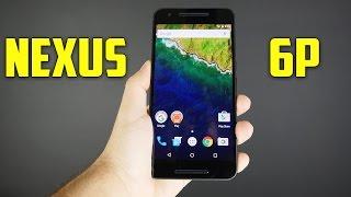 Nexus 6P Unboxing and Setup! (New Huawei Nexus 6P Grey 32GB Unboxing)