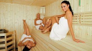 Как похудеть в бане, худеем с помощью бани