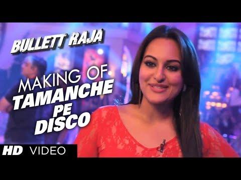 Tamanche Pe Disco Song Making Bullett...