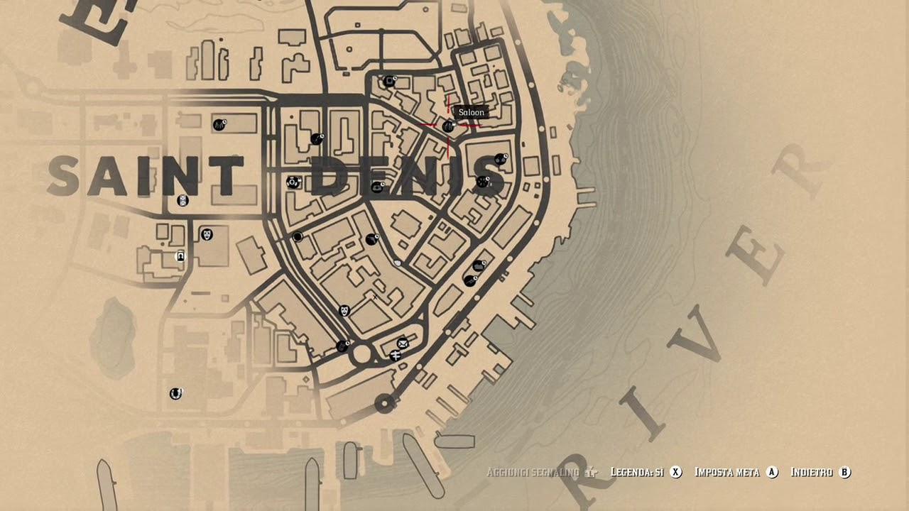 Rdr2 How To Find Vampire In Saint Denis Youtube