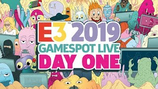 E3 2019 Exclusive Gameplay Demos, Interviews and Special Guests - GameSpot Stage Show Day 1