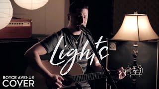 Ellie Goulding - Lights (Boyce Avenue acoustic cover) on iTunes