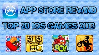 [App Store Rewind] TOP 20 Free Games 2015