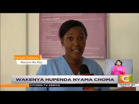 Wakenya Hupenda Nyama Choma