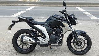 Rodolfinho da Z- Testando Yamaha Fazer 250 ABS 2019.