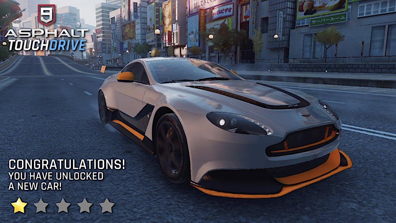 Asphalt 9 Legends Aston Martin Vantage Gt12 New Car Unlocked Youtube