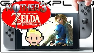 Switch Rumor Round-Up Discussion - Zelda at Launch & Mother 3 on Virtual Console