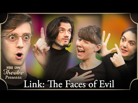 Video Game Theatre Presents: LINK: THE FACES OF EVIL (1993)
