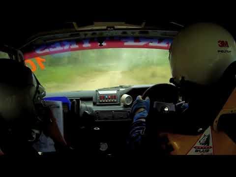 Globe Roamer Rally 2017 Stage 4
