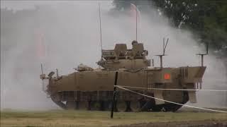 ボービントン戦車博物館で行われたTankfest2015(二日目)の動画その3 ...