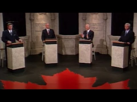 2004 Canadian Federal Election Debate