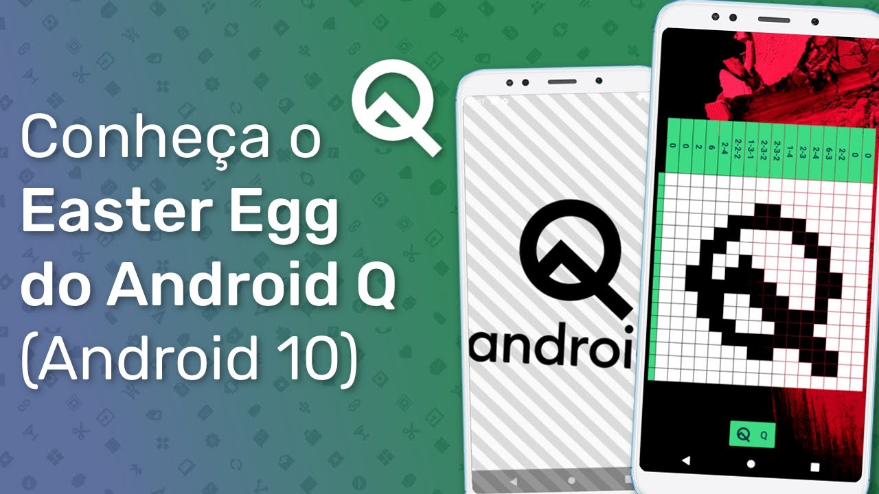 How Do You Unlock The Android 10 Easter Egg