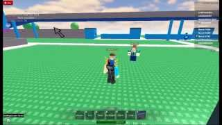 Roblox-Waterslide park and kay :D