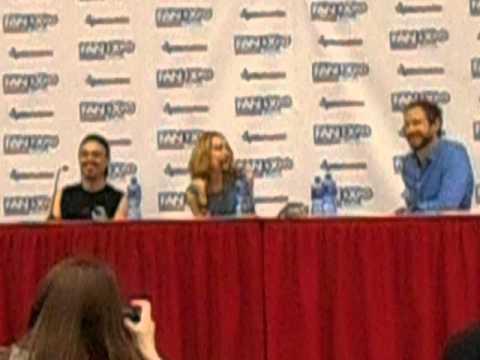 Dallas Comic Con - FanExpo May 2015 part 1 Lost Girl Panel