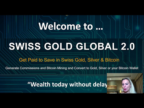 Swiss Gold Global Long Term Opportunity Overview