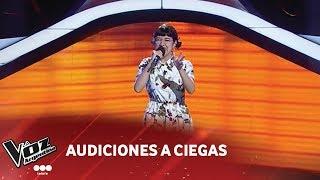"""Aymara Aybar - """"Piel canela""""- Trío Los Panchos - Audicion..."""