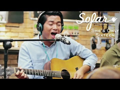 She's Only Sixteen - Leave Me Out Of It | Sofar Manila