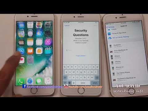 How to What Kind of iphone turn on two factor authentication