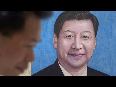 China's growing cult of 'Emperor' Xi Jinping | ITV News