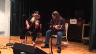 Sugar Tree Stomp. Ray Curbow with Steve Scott
