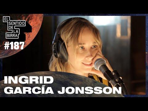 Ingrid García Jonsson - ESDLB con Ricardo Moya #187