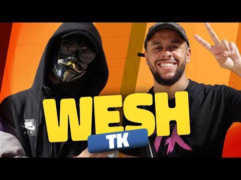 Youtube: WESH: TK, le rappeur masqué de Marseille!