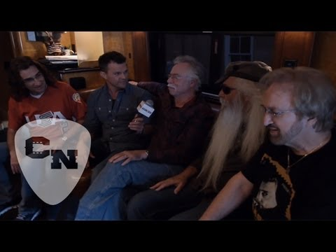 The Oak Ridge Boys Interview | CMA Fest 2013 | Country Now