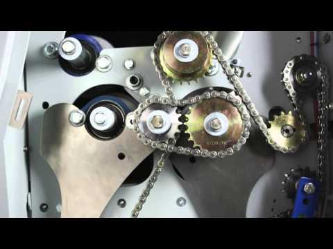 VEIT FX Diamond Fixiermaschine (deutsch)
