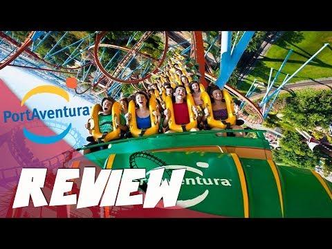 REVIEW BEST BEZOCHTE PRETPARK IN SPANJE: PORT AVENTURA!!!