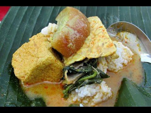 NASI PENGGEL   Kebumen Street Food - Indonesian Food