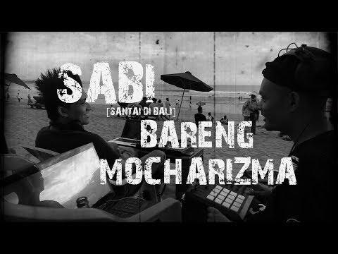 SABI (santaii di bali) BARENG MOCHARIZMA M.O - THROWBACK 2K15 - KUTA BALI