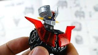 Unboxing Armado Rapido HG Mazinger Z Infinity Plastic Model Kit Bandai Movie Action Figure Español