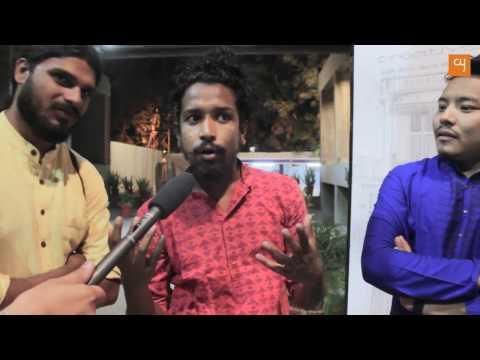 Neeraj Arya's Kabir Cafe talks about their Ahmedabad connection | www.creativeyatra.com