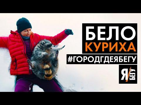 Зима в Белокурихе: забег на гору Церковка, Лебединый заказник в Алтайском крае, Белокуриха-2