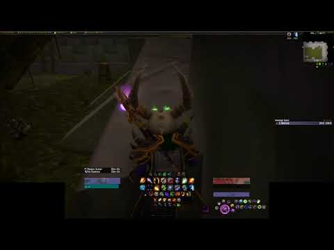 Warlock DM North Guard Mol'dar Solo