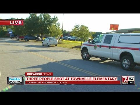 Townville Elementary School Shooting