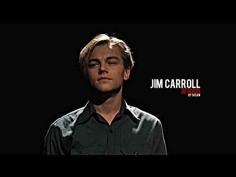 Jim Carroll •afraid•