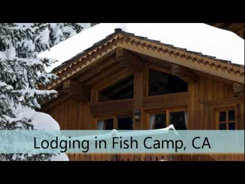 Lodging fish camp ca narrow gauge inn youtube for Fish camp ca lodging